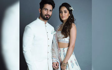 Mira Rajput-Shahid Kapoor's Wedding Moments, Relived; Have A Look At These Glorious Pics