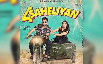 Sharry Mann Releases His New Song '4 Saheliyan'