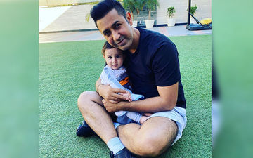 Gippy Grewal Celebrates Ekom And Gurbaaz's Birthday, Shares Adorable Posts