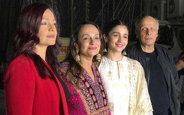 When Mahesh Bhatt Revealed He Is Dating Alia Bhatt's Mom Soni Razdan To His Young Daughter Pooja Bhatt