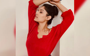 Pallavi Patil Shares A Glamorous New Look With Fans In A Hot Red Attire
