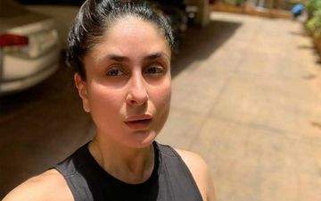 Kareena Kapoor Khan Says 'Dear Fat Prepare To Die' After An Intense Workout Session; Shares A Glowing Selfie