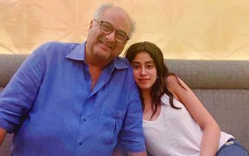 Janhvi Kapoor And Family's Quarantine Ends As Staff Tests Negative For COVID-19; Father Boney Kapoor CONFIRMS
