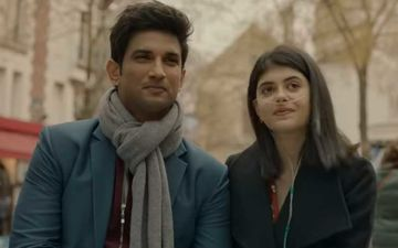 Dil Bechara Song Khulke Jeene Ka OUT: Sushant Singh Rajput And Sanjana Sanghi Romance In Paris In This Surreal Track - Watch