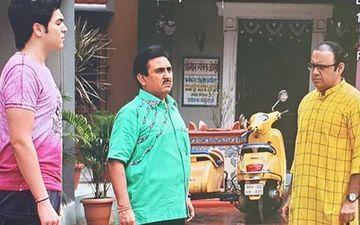 Taarak Mehta Ka Ooltah Chashma: Director Malav Rajda Shares A BTS Still Of Dilip Joshi Aka Jethalal; Reveals He Missed Shoots