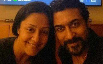 South Star Suriya Sivakumar Finally Marks His Instagram Debut; Shares His First Pic With Wife Jyotika