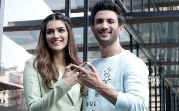 When Late Sushant Singh Rajput Helped Raabta Co-Star Kriti Sanon During Film Promotions, Proving What A Gentleman He Was- WATCH Video