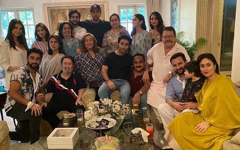Raksha Bandhan 2020: Kareena Kapoor Khan, Ranbir Kapoor Enjoy 'Family Lunch' With Their Cousins; Alia Bhatt, Tara Sutaria Join In