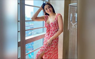 Actress Nehha Pendse Flaunts Her Sunkissed Look In This Adorable Floral Blouse Enthralling Her Fans