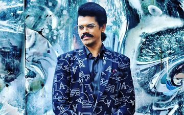 Siddharth Jadhav Reinvents Fashion For Marathi Celebs With This Printed Blazer And Dashing Mustache Look
