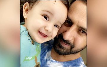 Gippy Grewal Shares A Cute Picture Of His Son On Instagram