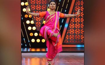 Prajakta Mali's Nauvari Look For Her Classical Dance Performance On Account Of Anant Chaturdashi
