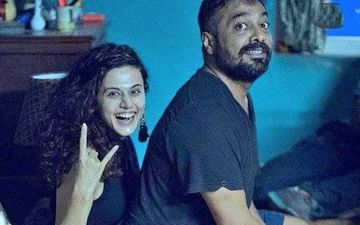 Anurag Kashyap's Pictures With Taapsee Pannu Go Viral After The Actress Defends Him Post Payal Ghosh's Sexual Harassment Allegations