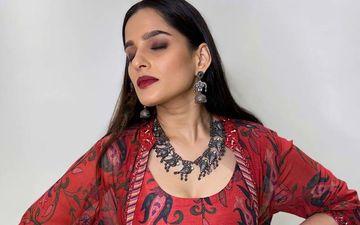 Priya Bapat's Sensational Ethnic Fashion Is Setting New Fashion Trends