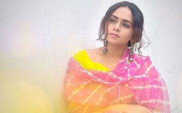 Amruta Khanvilkar Never Fails To Mesmerize Her Fans With Her Indian Look