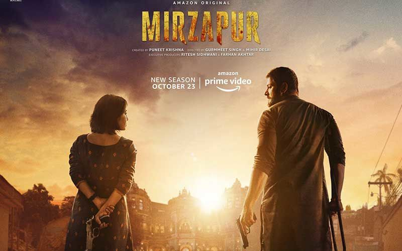 Mirzapur 2 New Poster: Ali Fazal And Shweta Tripathi Are Back; Look Fearless With Guns