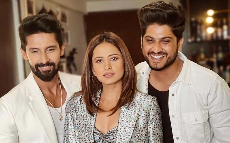 Sargun Mehta Churns Out New Year Party Vibes With Ravi Dubey And Gurnam Bhullar