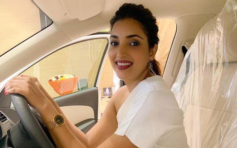 Rupali Bhosle Lands Her Dream Car Setting Boss Girl Goals For Fans