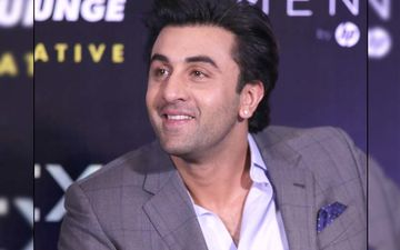 Ranbir Kapoor SPOTTED In New Delhi; Actor Is All Set To Begin Shooting With Shraddha Kapoor For Luv Ranjan's Upcoming Project- VIDEO