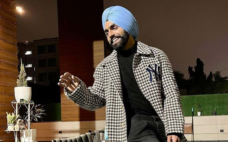 Ammy Virk Proves That A Simple Smiling Picture Can Win Millions Of Hearts. Shares A Pic On Insta