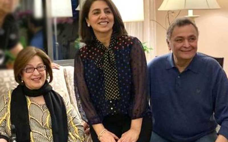 Ritu Nanda's Death Anniversary: Neetu Kapoor Misses Her Late Sis-In-Law; Shares Throwback Pic With Rishi Kapoor, Says, 'You Will Be Remembered Today And Always'