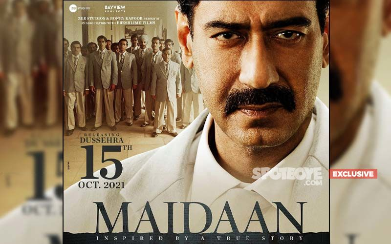 Badhai Ho Director Amit Sharma On The Shooting Of Maidaan: 'Had To Audition Authentic Footballers Who Could Act, Didn't Want Actors To Fake It' - EXCLUSIVE