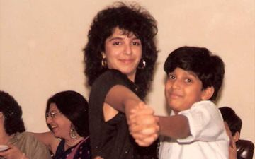 Farhan Akhtar Shares An Unmissable Throwback Photo Dancing With Farah Khan; Calls It 'The Wonder Years'