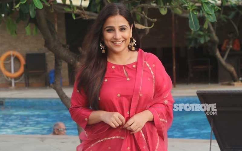 Natkhat: Vidya Balan's Short Film Gets Qualified For Oscars 2021: Actor Says 'It Feels Great'