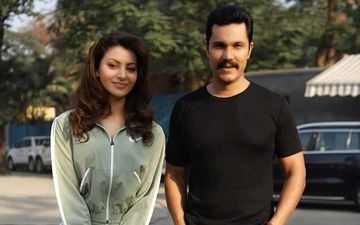 Urvashi Rautela Kick-Starts Shooting For Film Inspector Avinash With Randeep Hooda; Signs A 3-Film Deal With Production Company For A Whopping Amount