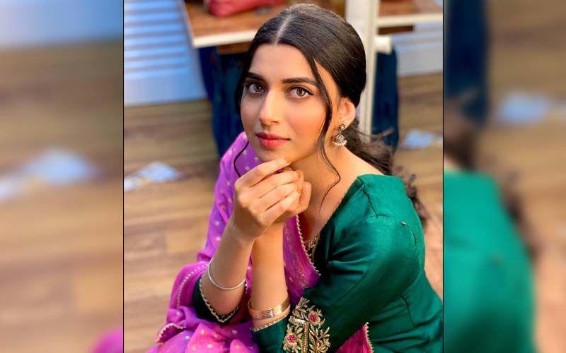 Nimrat Khaira Oozes Sass In A Stunning Salwar Suit; Shares A Pic On Insta