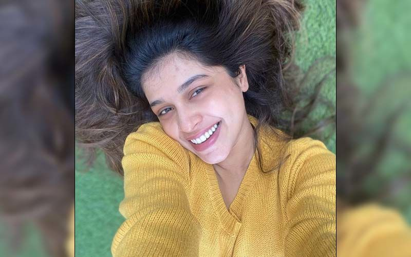 Sanskruti Balgude's Enigmatic Smile Lights Up Social Media With This Post