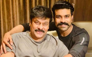 Acharya Teaser Out Tomorrow: Chiranjeevi And Son Ram Charan To Share Screen Space For The First Time In Film Co-Starring Kajal Aggarwal