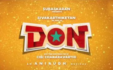 Don: Sivakarthikeyan To Play The Role Of A Flamboyant College Boy In This Upcoming Action Flick