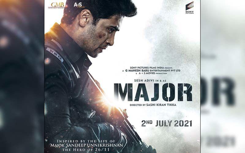 Major: Saiee Manjrekar Announces The Release Date Of Her Biopic Film On Sandeep Unnikrishnan