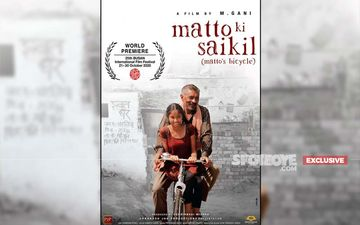 Prakash Jha Plays Leading Hero In Matto Ki Saikil, Says It 'Must Be Released In Movie Theatres' - EXCLUSIVE