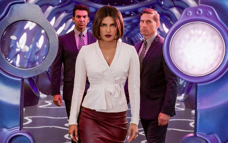We Can Be Heroes: Priyanka Chopra Jonas Reveals A Sequel Is In Development With Robert Rodriguez; Says 'Heroics Are Coming Back For Round Two'