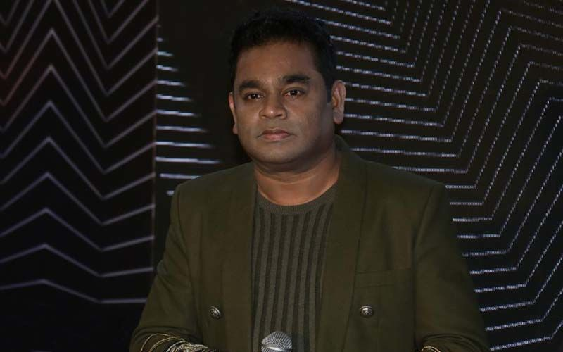 AR Rahman Walks Off Stage On Hearing Hindi Being Spoken By The Anchor At A Promotional Event For The Film '99 Songs' - VIDEO
