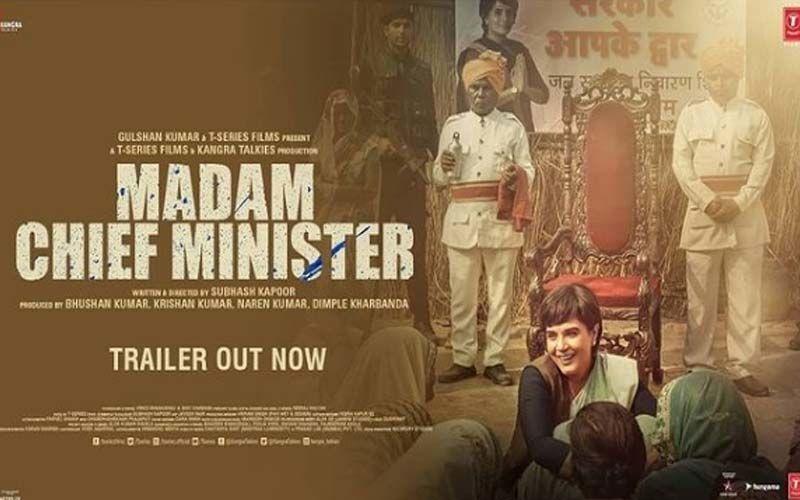 Madam Chief Minister Trailer: Bollywood hails Richa Chadha Starrer; Give A Big Thumbs Up