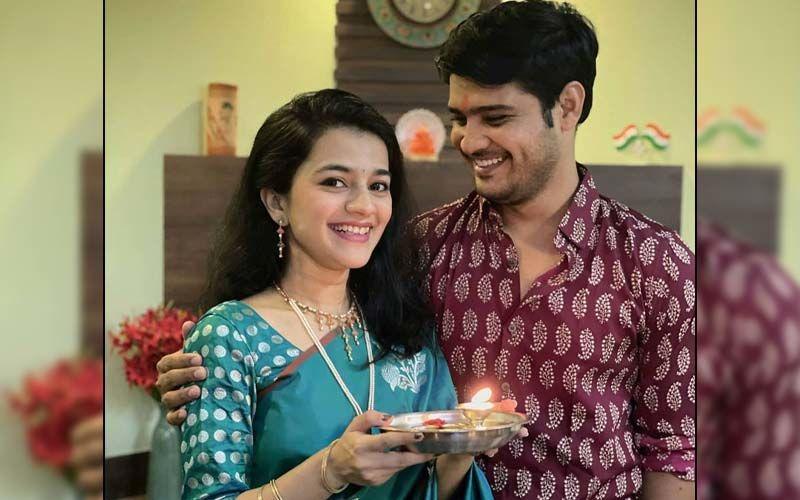 Abhishek Deshmukh Celebrates Wedding Anniversary With Kritika Deo