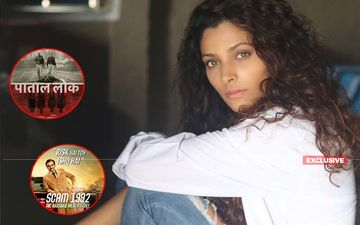 Pratik Gandhi In Scam 1992 And Jaideep Ahlawat In Patal Lok Stood Out For Me,' Says Saiyami Kher - EXCLUSIVE