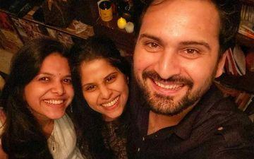 Siddharth Chandekar, Mitali Mayekar And Sai Tamhankar Bond Over Puppy Love