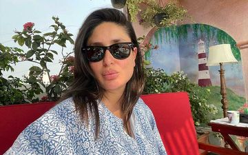 Preggers Kareena Kapoor Khan Shares A Sassy Pout Selfie, Giving Fans A Glimpse Of Instagram Vs Reality; Looks Beyond Beautiful In A Kaftan