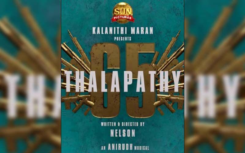 Thalapathy 65: Vijay Chandrashekhar's Next To Wrap Its Final Schedule Soon