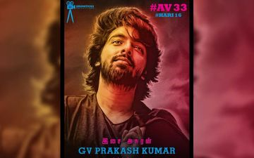 AV33: Young Music Director GV Prakash Is Roped In For Arun Vijay's Next
