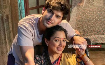 Paras Kalnawat, Rupali Ganguly's On-Screen Son In Anupamaa, Tests Positive For COVID-19; Shoot Comes To A Halt- EXCLUSIVE