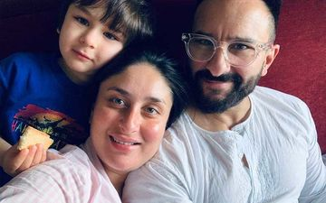 Valentine's Day 2021: Kareena Kapoor Khan Wishes Her 'Forever Valentine' Saif Ali Khan; Drops A Special Post For Son Taimur, Her 'Eternal Valentine'