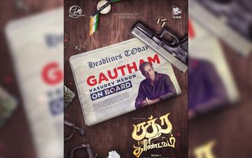 Rudra Thandavam: Richard Rishi's Upcoming Film Will Also Star Paava Kadhaigal Fame Gautham Menon