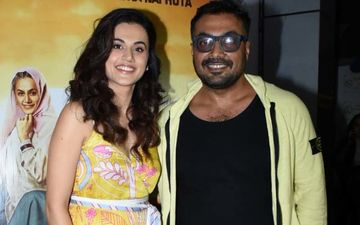 Let's Hope The Anurag Kashyap-Taapsee Pannu's Film Is Better Than Their Promotional Teaser