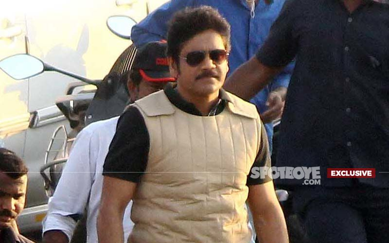 """""""I Am In The Mood  For Action, Enough Of Family Dramas And Love Stories,"""" Says Telugu Superstar Nagarjuna - EXCLUSIVE"""