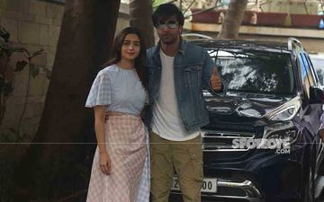 Alia Bhatt Blushes And Reveals She Loves The Number 8; It Has A Ranbir Kapoor Connection